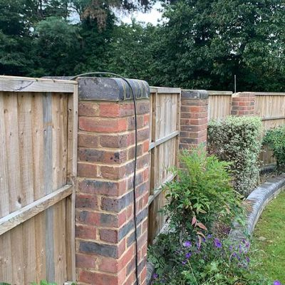Pine Ridge walls and fencing